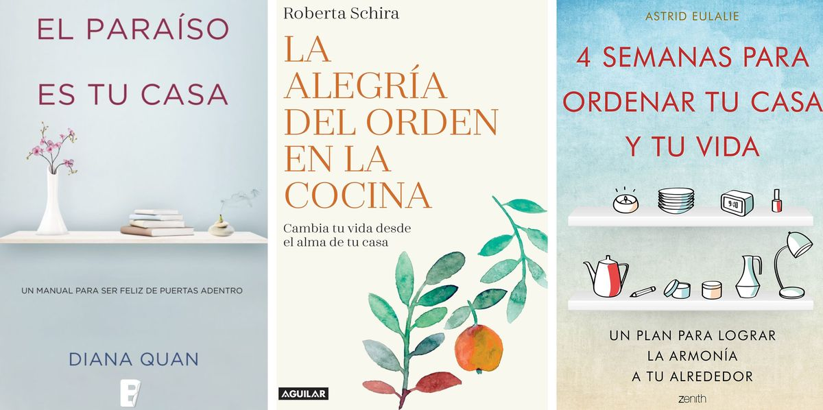 Manuales de orden como el de Marie Kondo - Libros sobre orden en Amazon