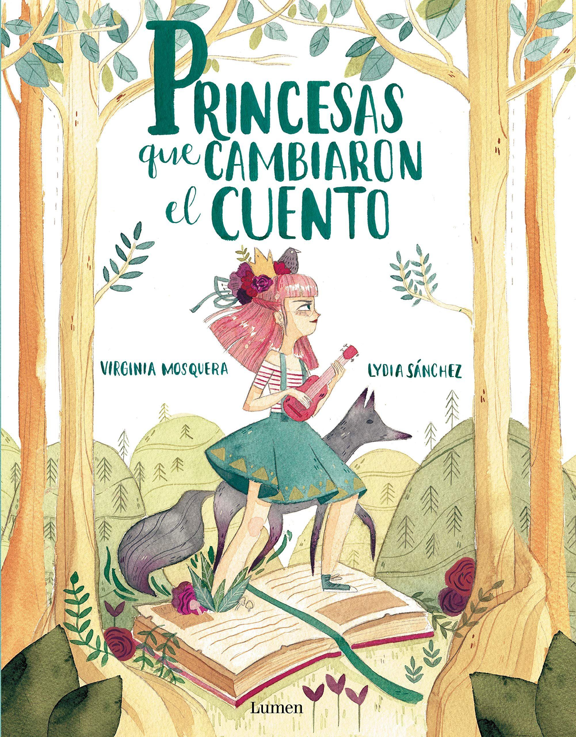 Princesas que cambiaron el cuento, Virginia Mosquera y Lydia Sánchez
