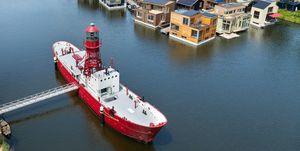 Lichtschip Amsterdam