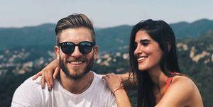 Lidia Torrent y Matías Roure de First Dates