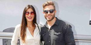 Lidia Torrent y Matias Roure