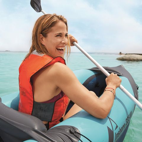 lidl launches inflatable kayak