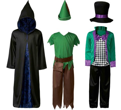 Costumi Halloween 2019 Lidl.Lidl Is Celebrating World Book Day By Selling 4 99 Costumes And 99p