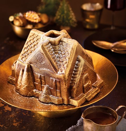 Lidl Launch Melting Chocolate Cottage Dessert For Christmas
