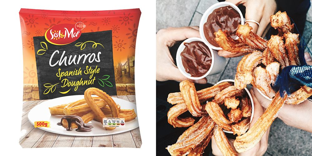 Lidl's Frozen Churros Are Making Our Snacking Dreams Come True
