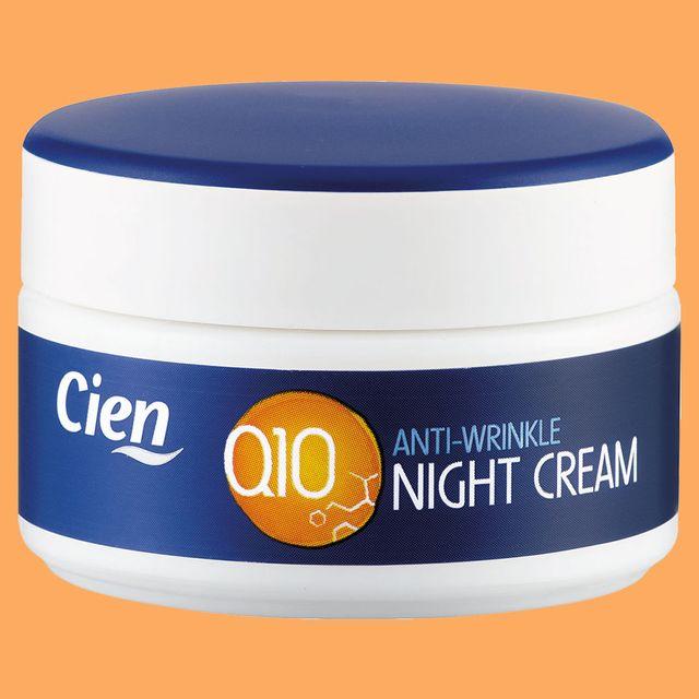 lidl cien q10 night cream review