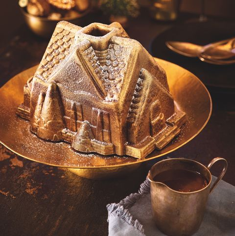 Lidl Launches Epic Melting Chocolate Cottage For Christmas