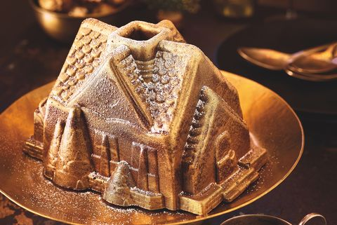 Lidl Launches Showstopping Melting Chocolate Cottage For