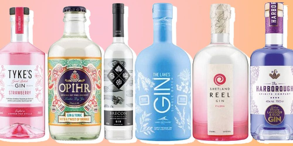 48 flavoured gins you need in your life