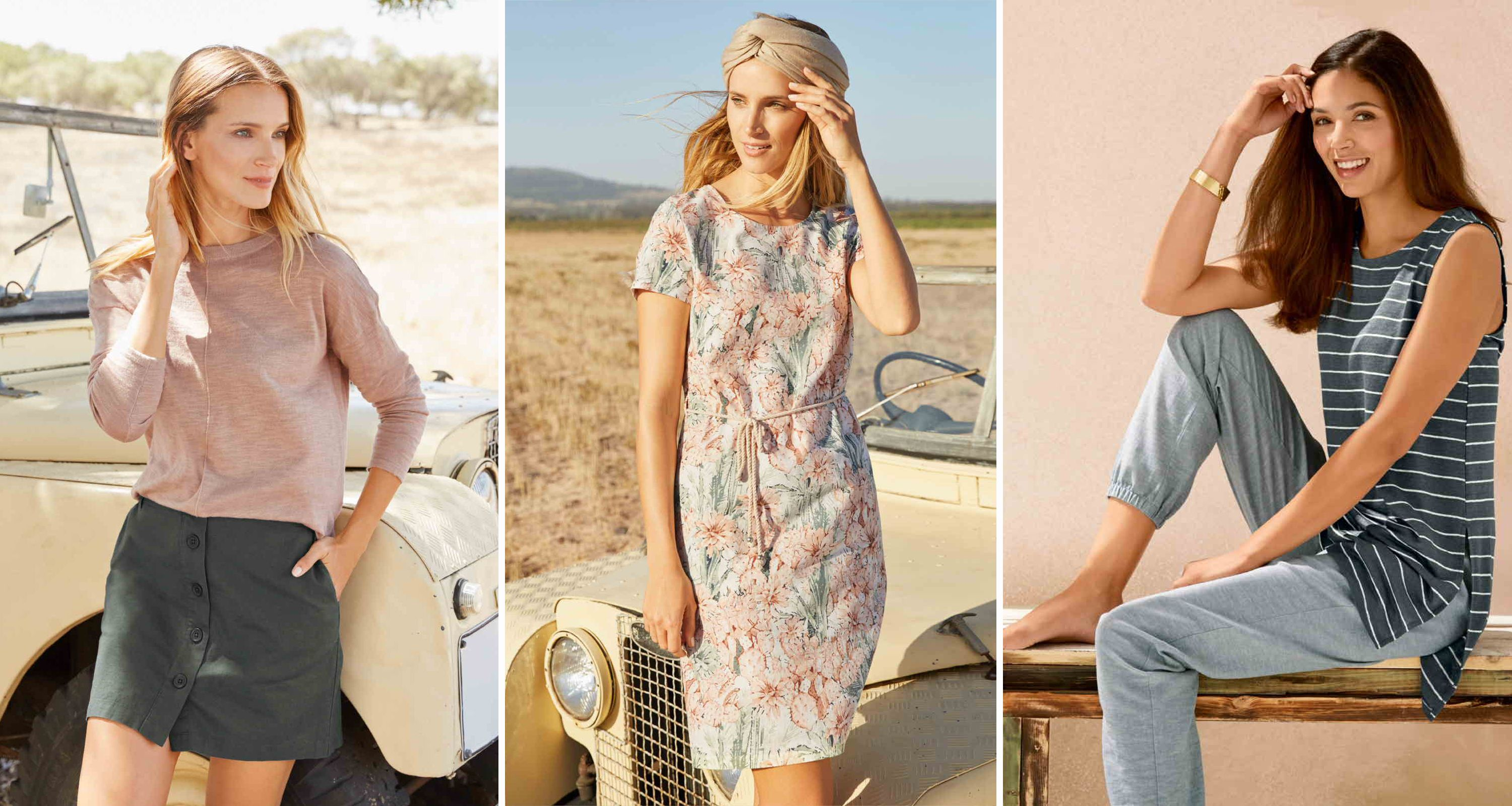 18826a28dc1 Lidl s stylish new linen fashion range will keep you cool in the heat