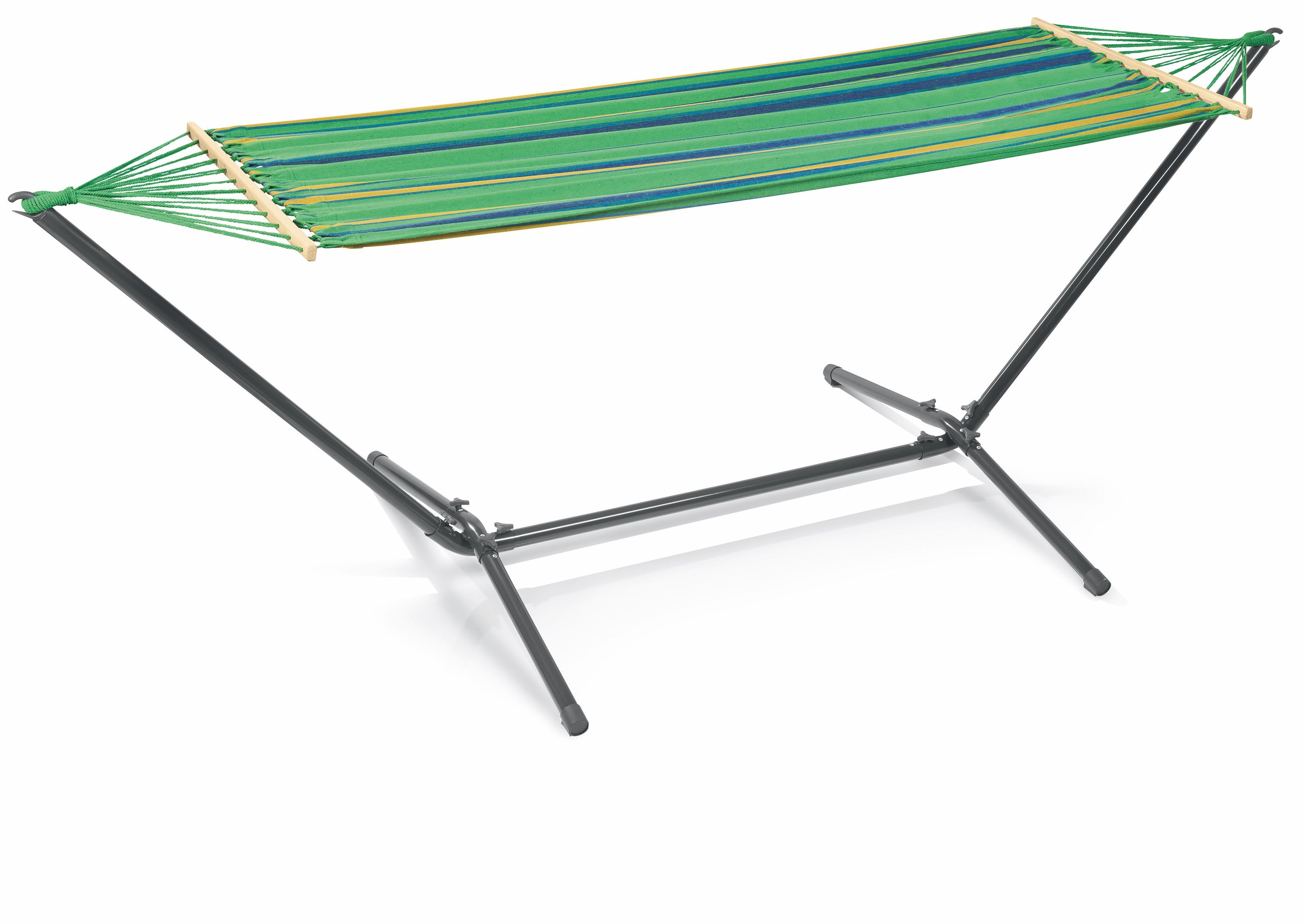 and portable standing hammock weather free stand pin