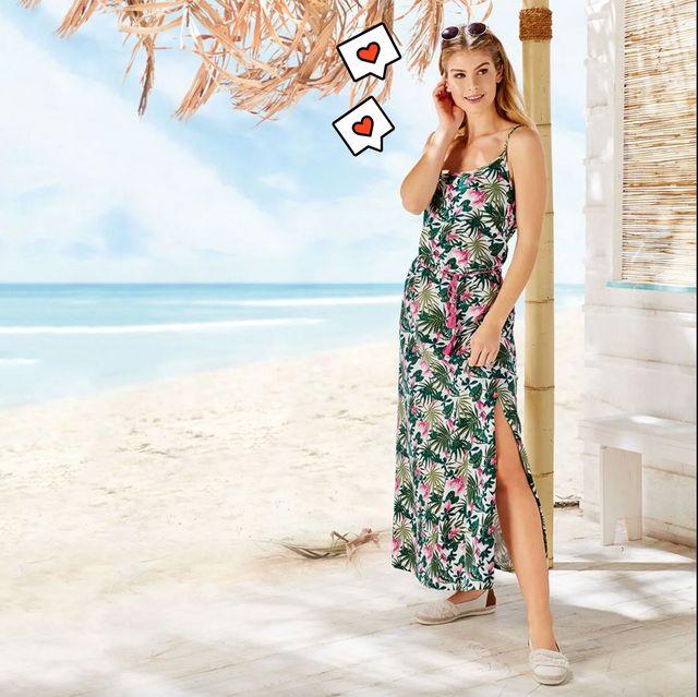 el vestido viral del verano es de lidl