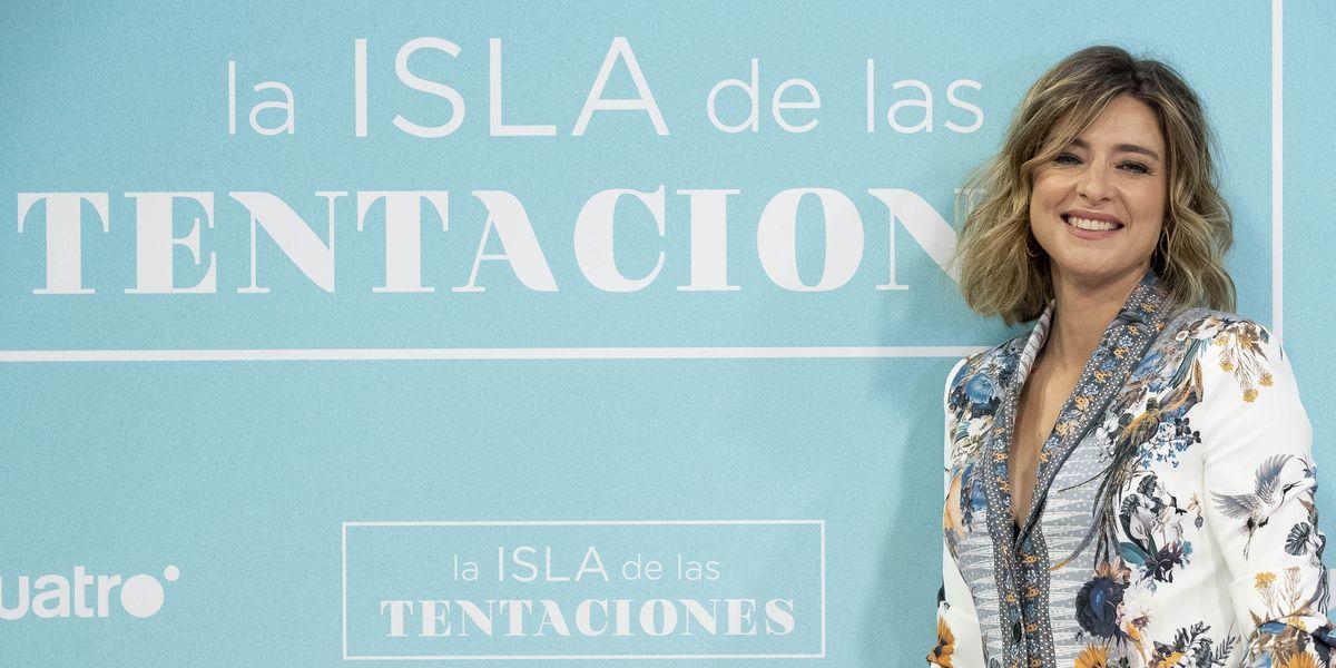 """Sandra Barneda graba 'La isla de las tentaciones 2': """"En el amor todos somos frágiles"""""""