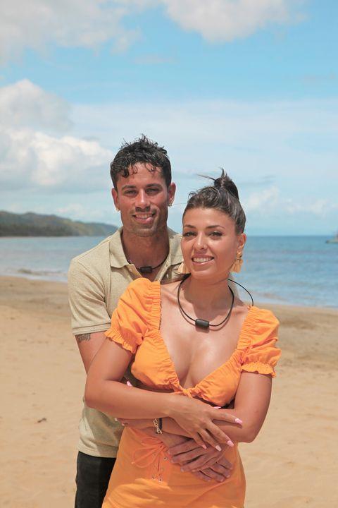 parejas de 'la isla de las tentaciones 3' diego y lola