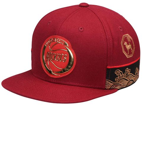 Cap, Clothing, Red, Maroon, Baseball cap, Fashion accessory, Headgear, Trucker hat, Hat, Trademark,