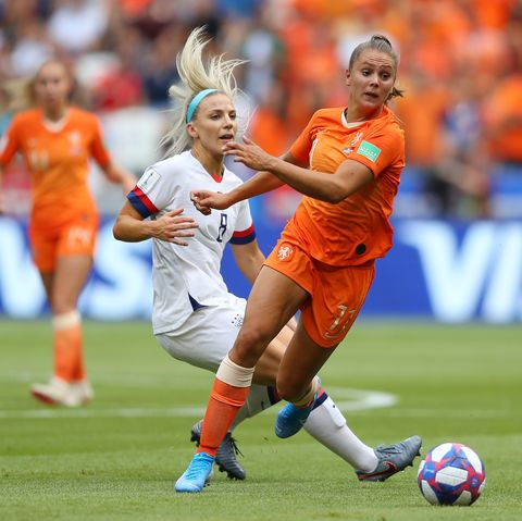 United States of America v Netherlands : Final - 2019 FIFA Women's World Cup France