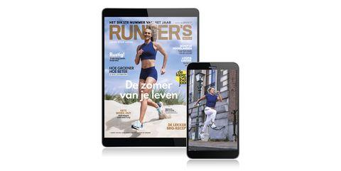 online lezen runner's world lieke strand