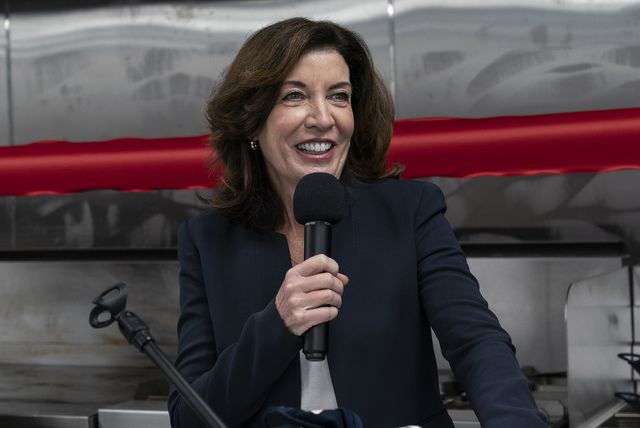 Who Is Kathy Hochul? - Kathy Hochul Family, Career, Political Party