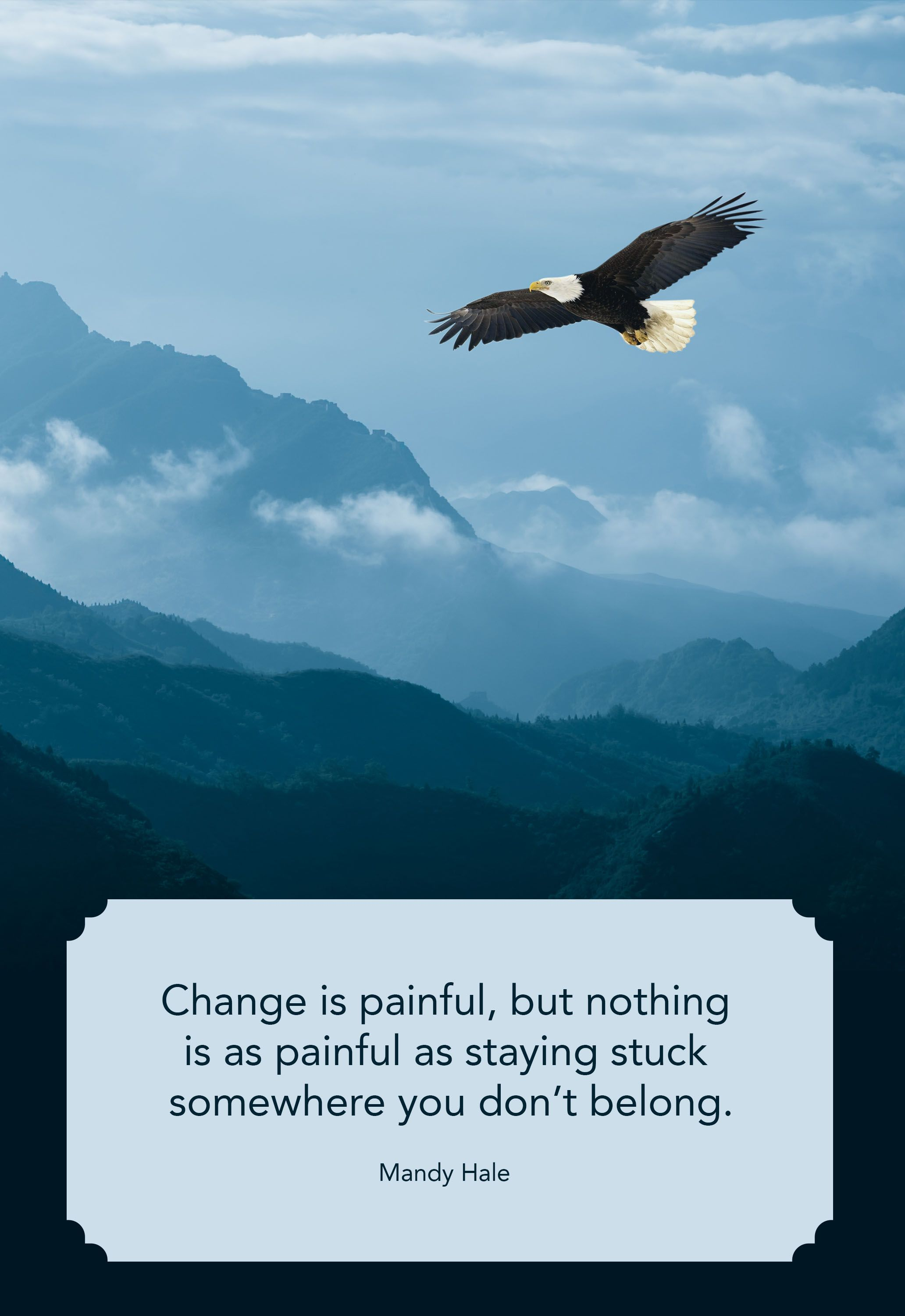 quotes about change painful