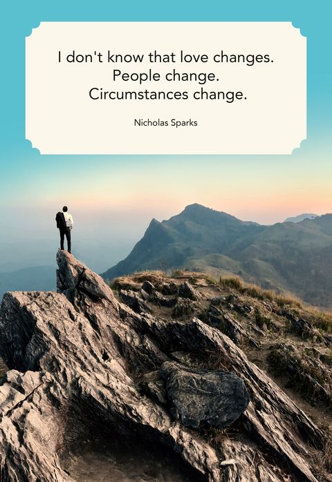 60 Best Quotes About Change Inspiring Sayings To Navigate Life Changes Cool Love And Change Quotes