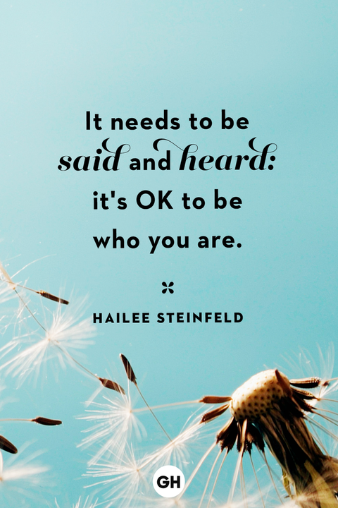 life quote by hailee steinfeld