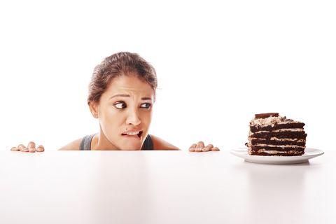La vie est trop courte pour dire non au gâteau