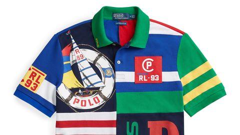 Ralph Lauren presenta su colección cápsula Polo CP-93 inspirada en los 90