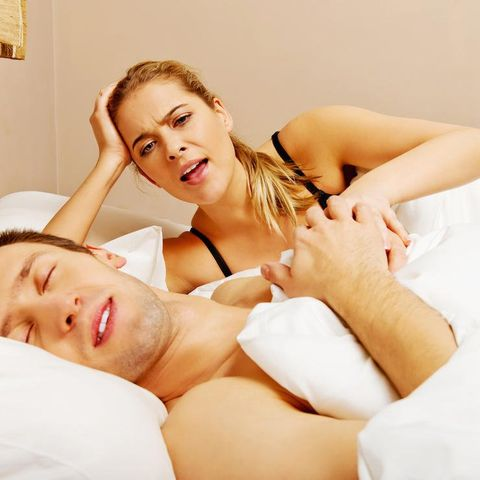 snoring and lifestyle
