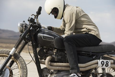 Motorcycle, Vehicle, Automotive tire, Motorcycling, Tire, Helmet, Automotive wheel system, Car, Auto part, Landscape,