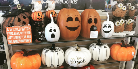 Halloween at HomeGoods