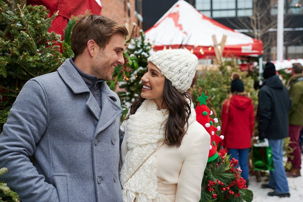 Lifetime's 2021 Christmas Movie Schedule Is Here to Make Your Season Merry and Bright