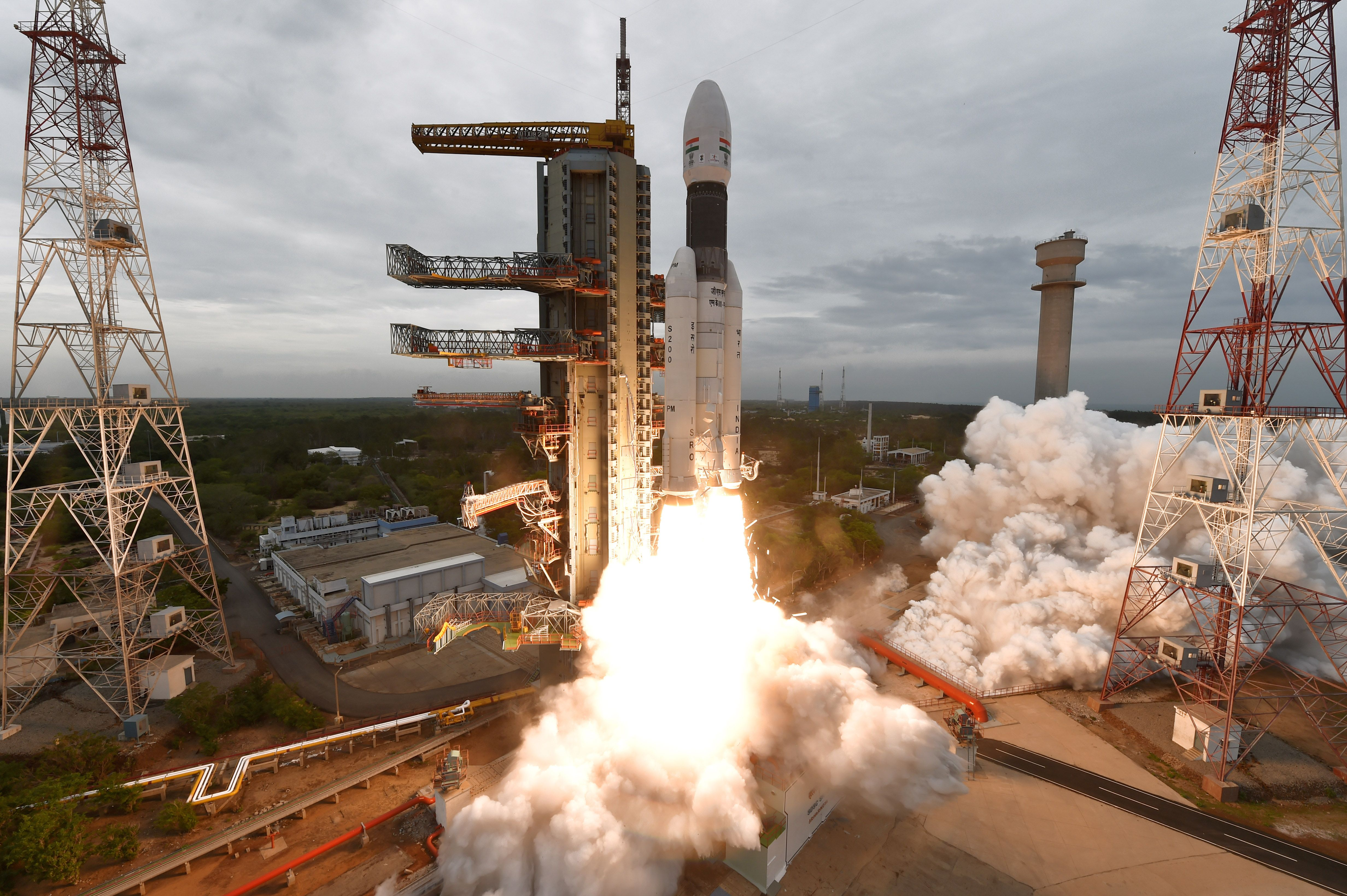 Here's How to Watch India Land on the Moon Today