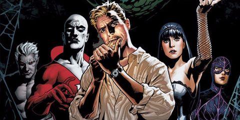 liga justicia oscura dc comics universe