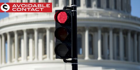 Red Light Capitol