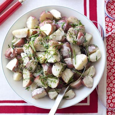 Best Light Potato Salad Recipe