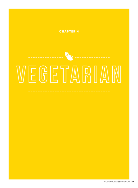 light and easy recipes vegetarian
