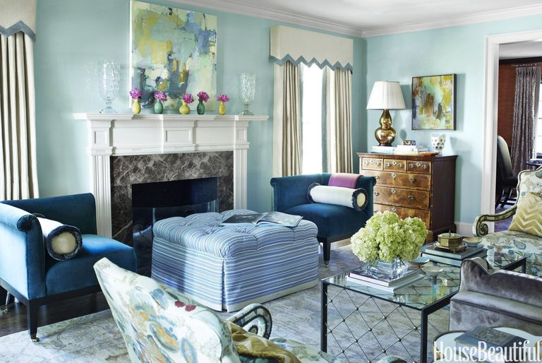 15 Best Living Room Color Ideas - Top Paint Colors for ...
