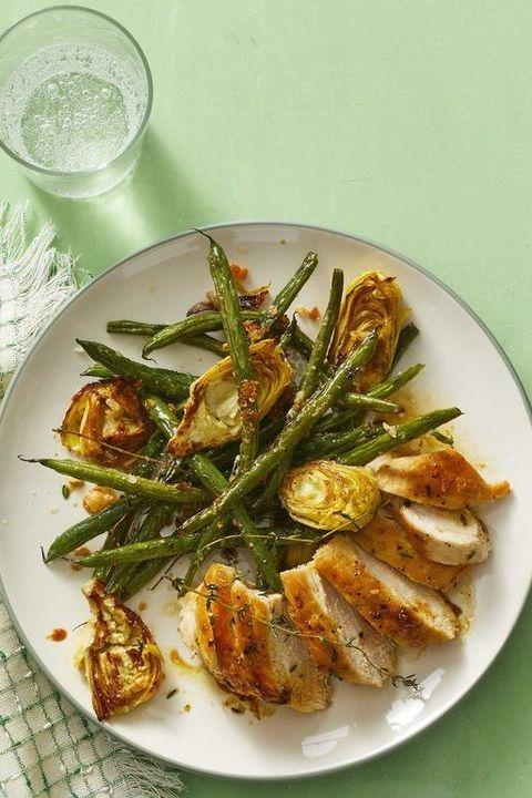 light easy recipes lemon thyme chicken