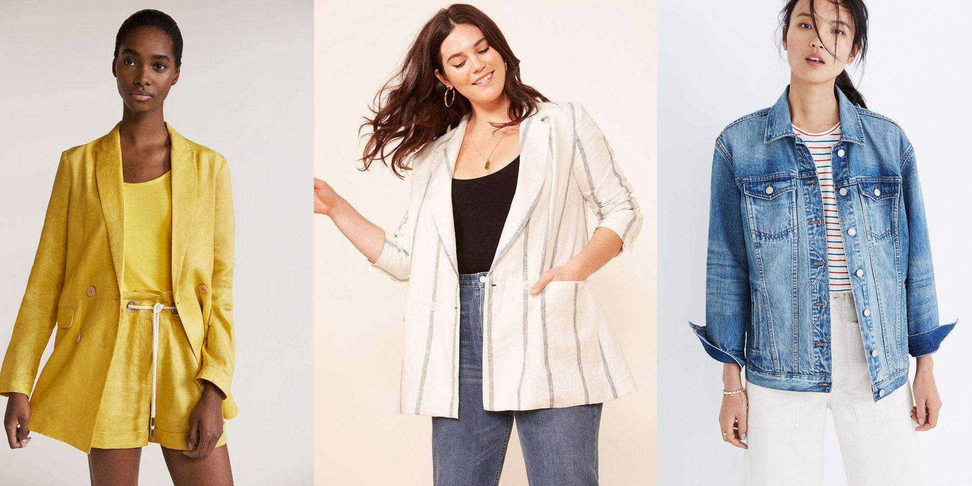 659f6608e450 17 Best Jackets to Wear During Summer – Lightweight Jackets Summer 2018