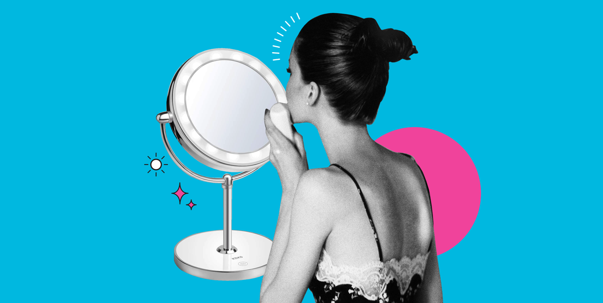 13 Best Lighted Makeup Mirrors Of 2021