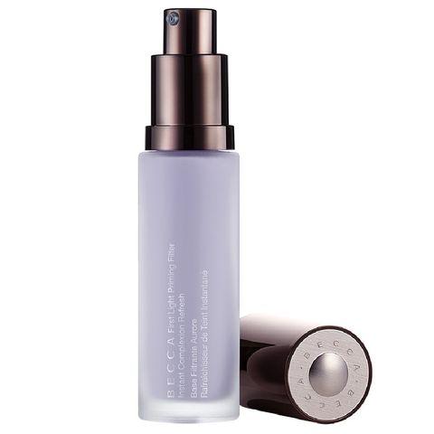 becca cosmetics primer first light priming filter primer