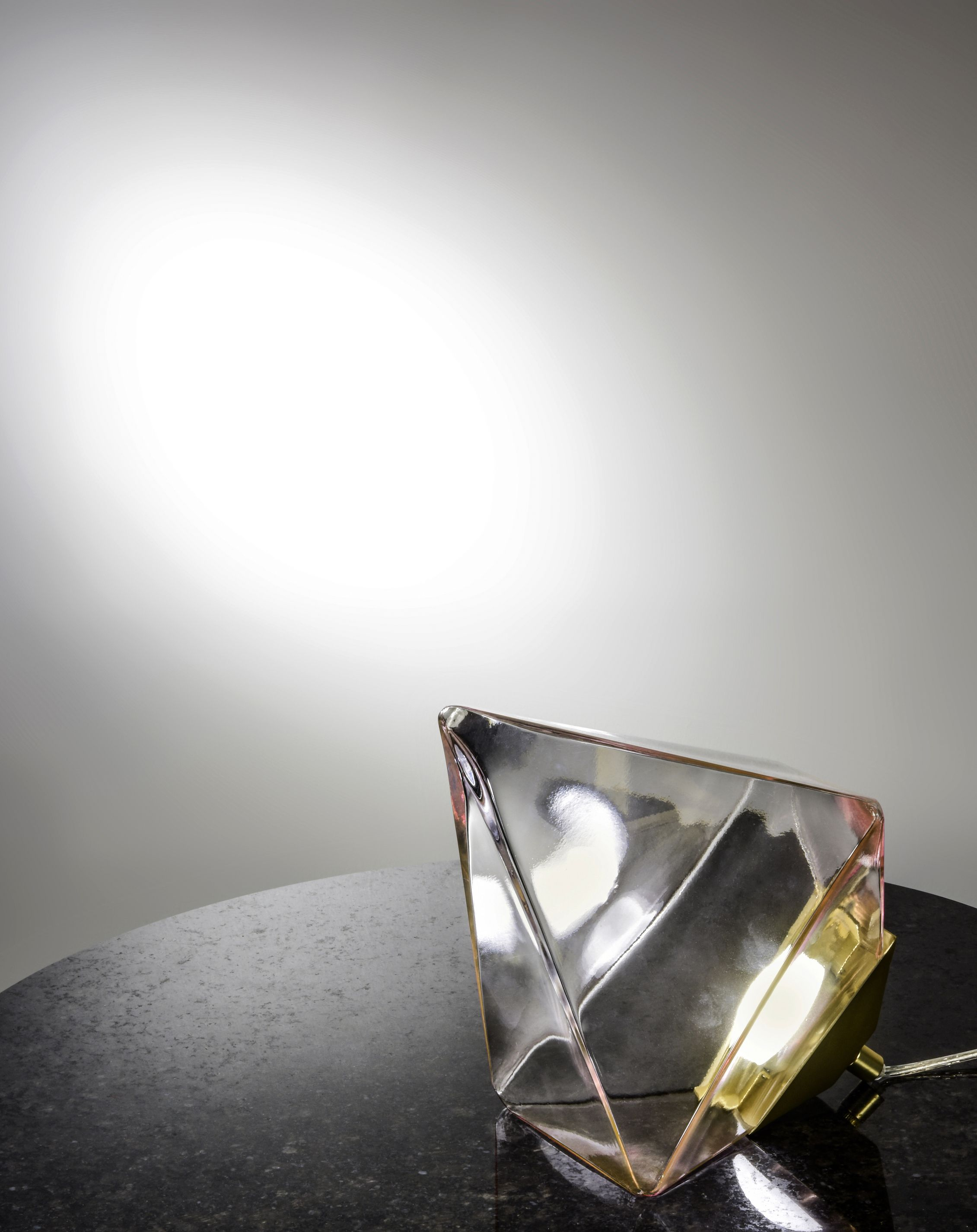 Debenhams Lighting Crystal Shaped