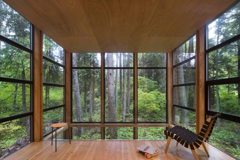 4 Thiết kế Trang chủ Tiny - Viện Kiến trúc sư Hoa Kỳ 2017 Giải thưởng Dự án Nhỏ