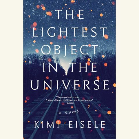 the lightest object in the universe, kimi eisele