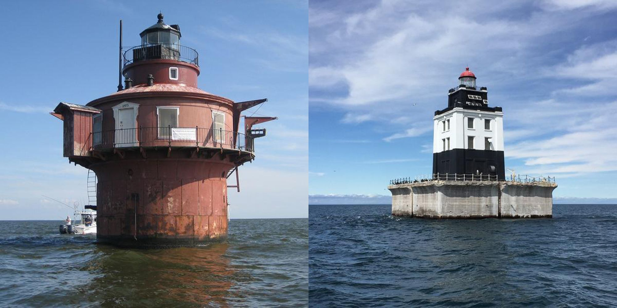 Government Selling Lighthouses In Michigan Maryland For