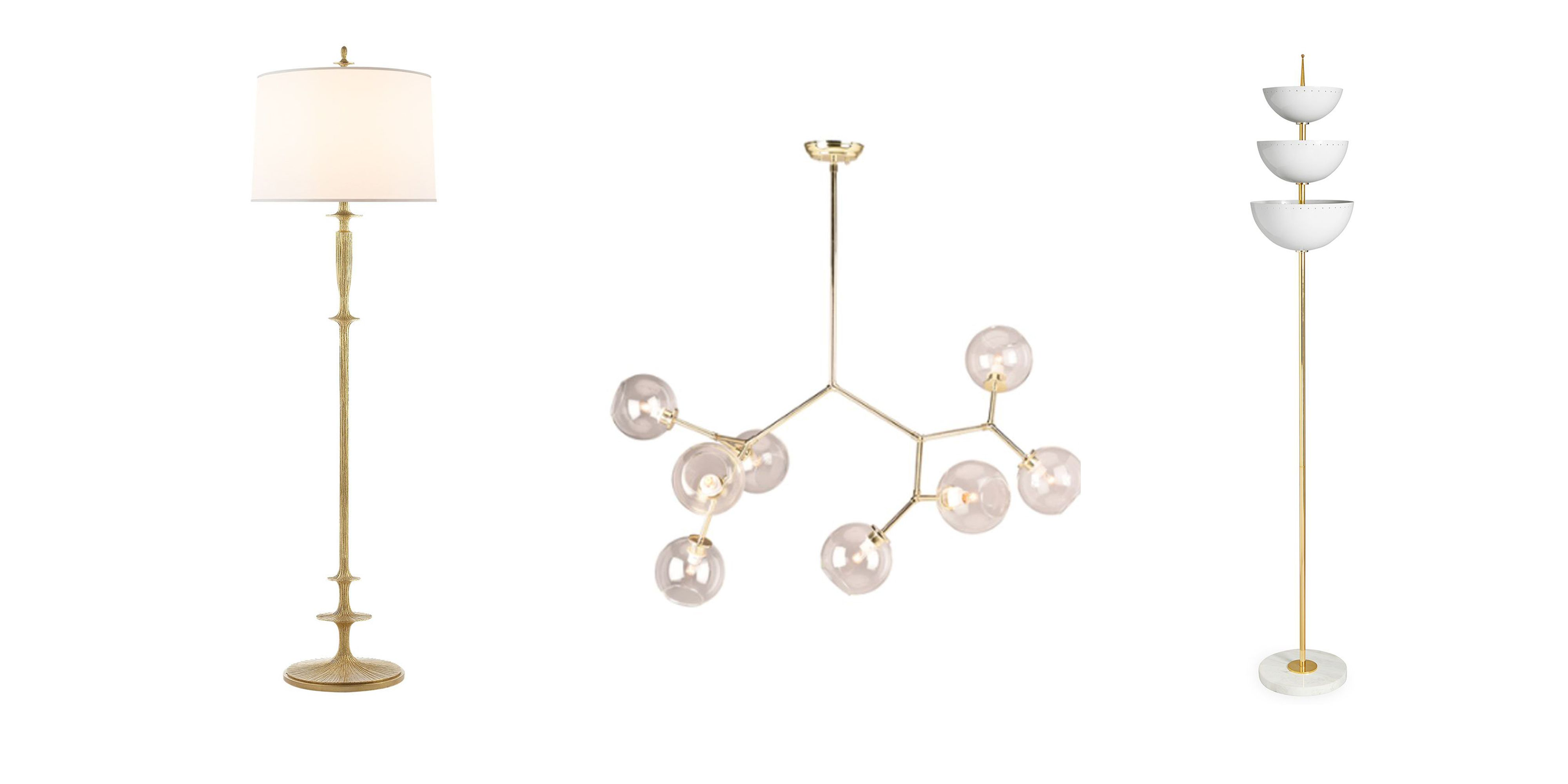 20+ Light Fixtures to Take Your Living Room to the Next Level