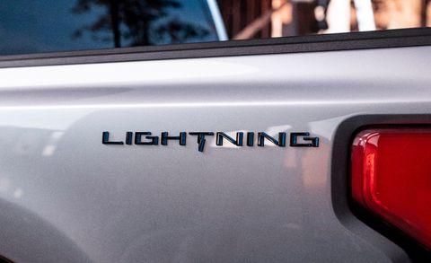 2022 ford f150 lightning