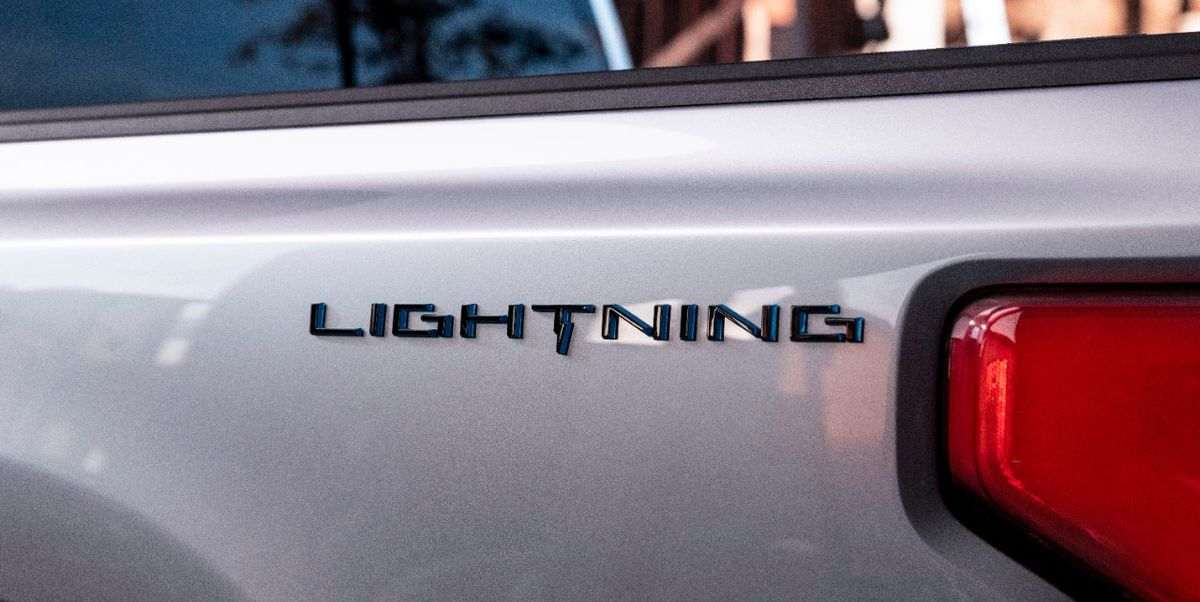 Ford Confirms Electric F-150 Will Be Called Lightning