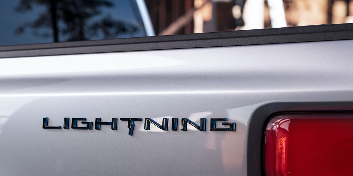 Ford's Groundbreaking Electric F-150 Will Indeed Be Called 'Lighting'