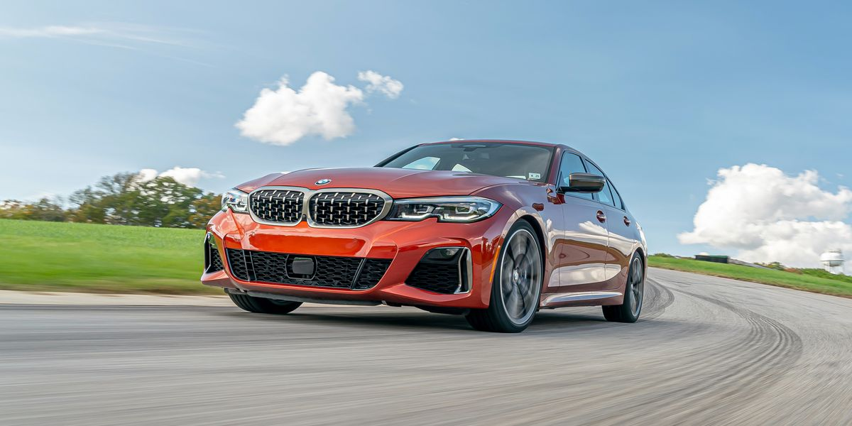 2020 BMW M340i at Lightning Lap 2021